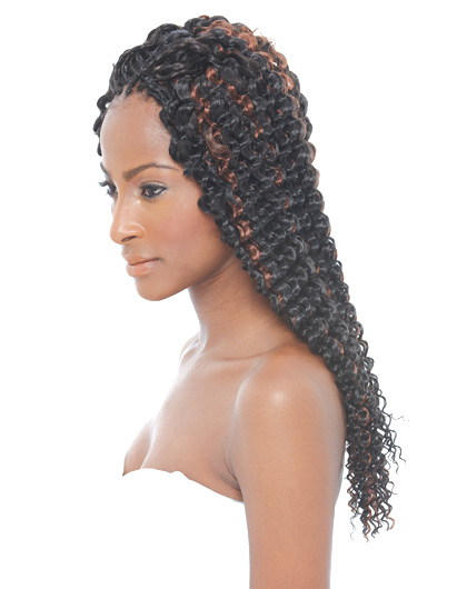 Crochet Braids Nj : Crochet Braid Hair Janet Collection
