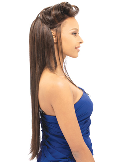 Whole Lace Synthetic Wigs 4