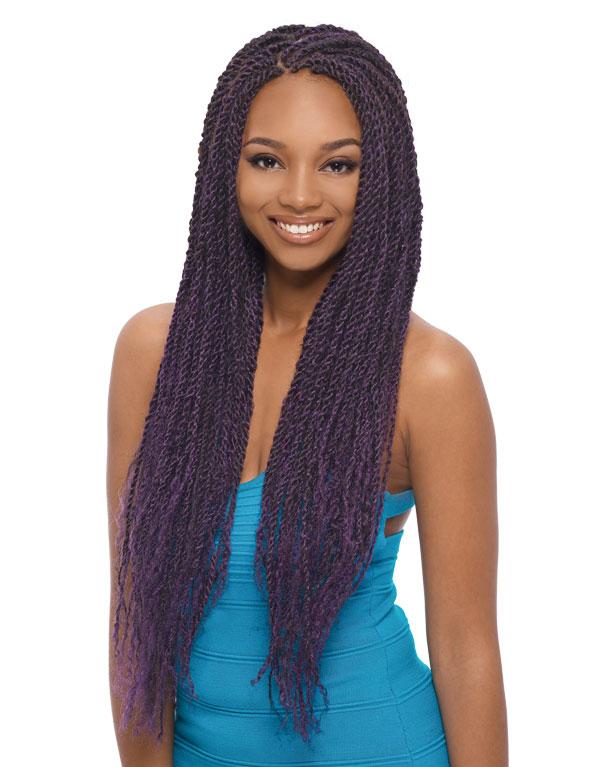 Expression 3x Afro Twist Braid Kn