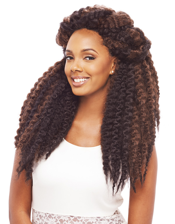 Crochet Braids Cuban Twist : 2X HAVANA TWIST BRAID 22 -