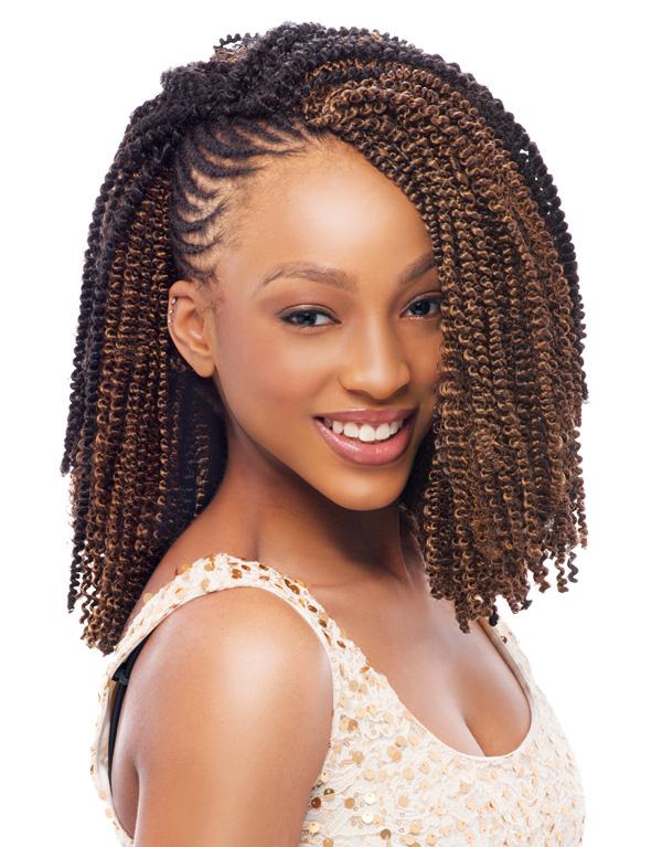 2x Afro Twist Bulk 26 Quot