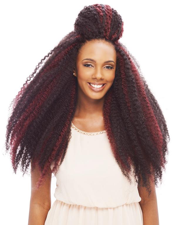 Afro Twist Braid Triple Afro Twist Braid