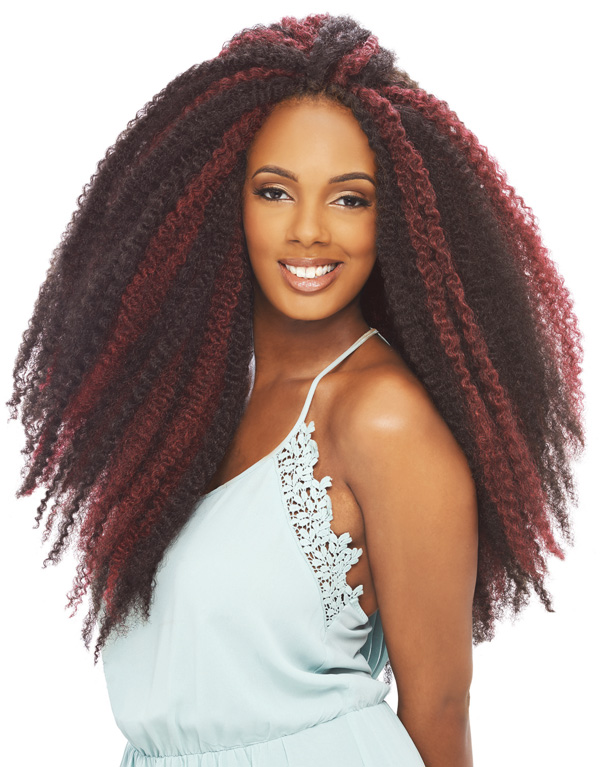 AFRO TWIST BRAID TRIPLE AFRO TWIST BRAID