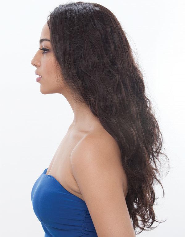 360 Lace Natural Wig 26