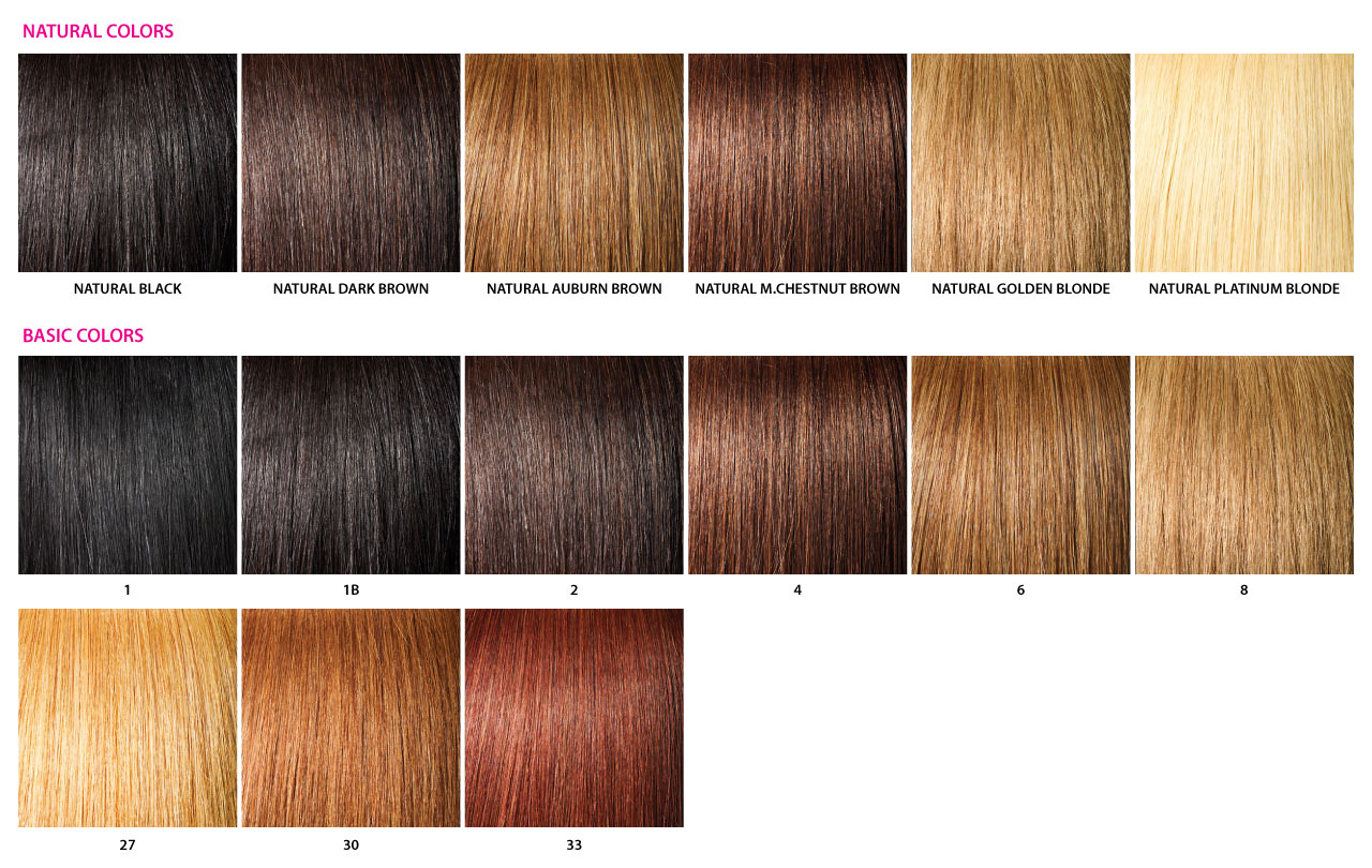 Natural Hair Color Chart Best 25 Hair Color Charts Ideas On