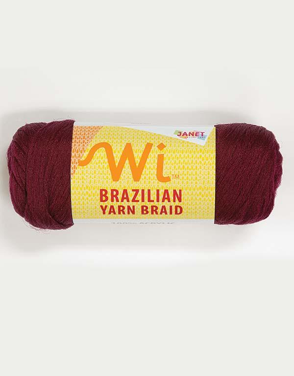 Wi Brazilian Yarn Braid