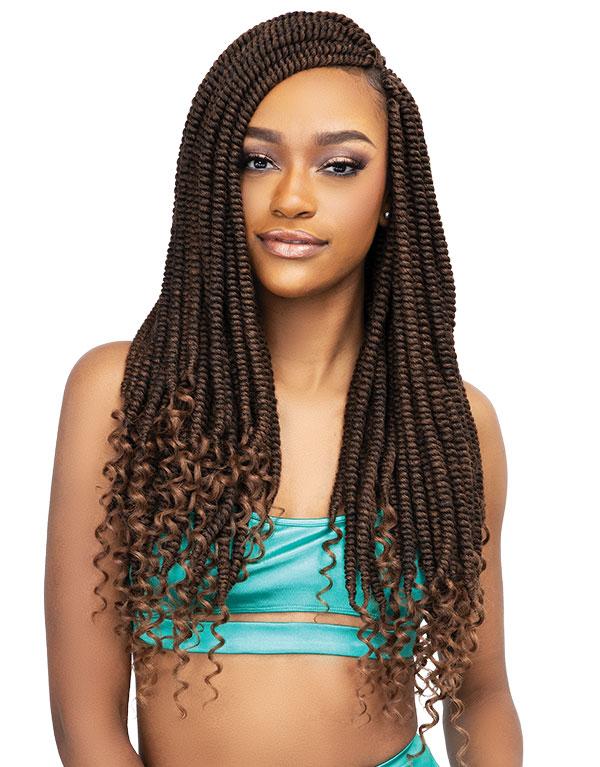 Goddess Nubian Twist 20
